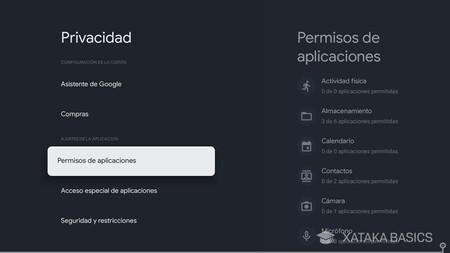 Permisos Apps
