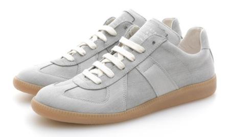 Maison Martin Margiela firma las zapatillas de este otoño