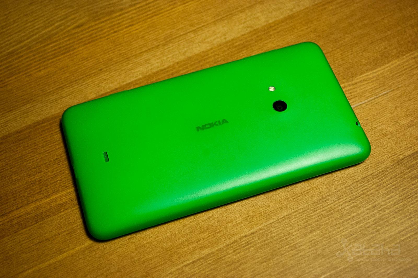 Foto de Nokia Lumia 625, análisis (7/10)