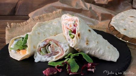Wraps Salmon