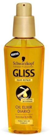 Gliss Oil Elixir Diario, un nuevo sérum de Schwarzkopf
