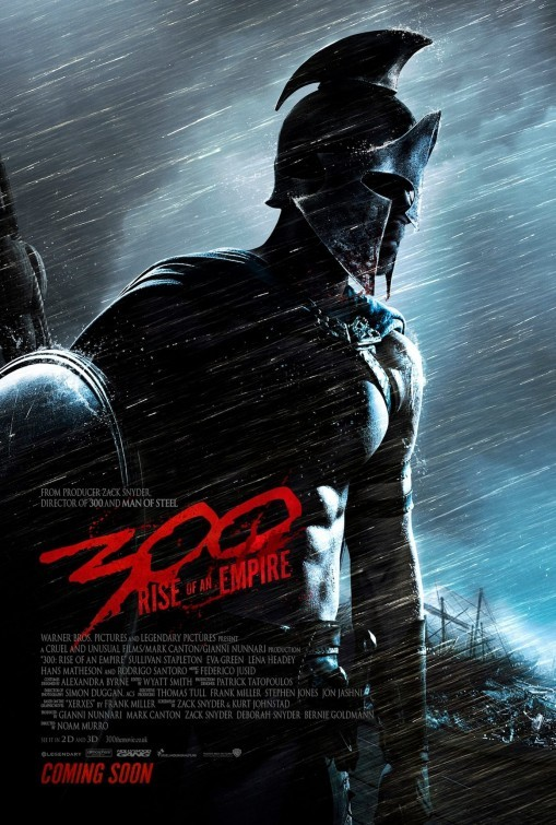 Foto de '300: El origen de un imperio', todos sus carteles (1/21)
