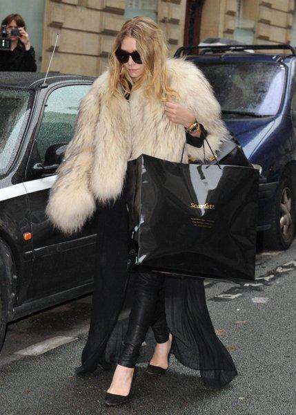 Mary-Kate Olsen piel