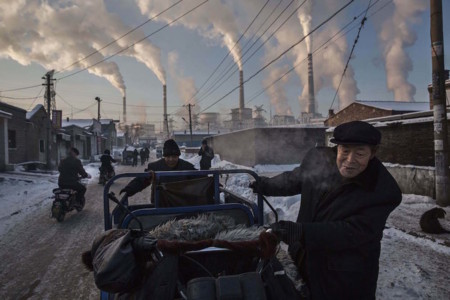 C Kevin Frayer China S Coal Addiction