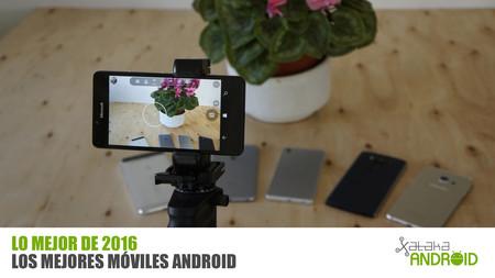 Los mejores móviles Android de 2016