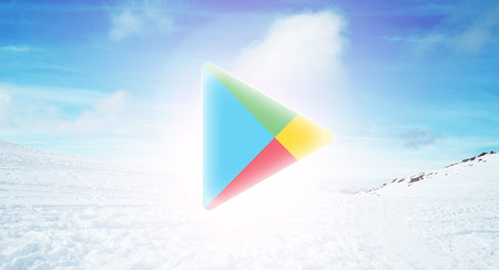 Google Play está probando un diseño extra-blanco: adiós colores