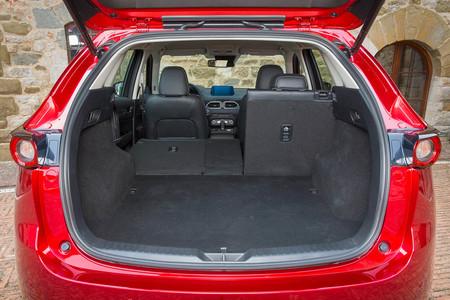 Mazda Cx 5 maletero