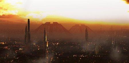 ¿Cómo debería ser el futuro? ¿Megaciudades futuristas o casitas en el campo como la de Heidi? (II)