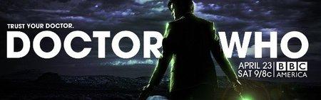 'Doctor Who' vuelve el 23 de abril