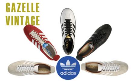 Adidas Gazelle, volvemos a los 60
