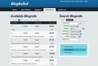 BlogRolled, rentabiliza tu blogroll