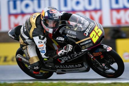 Raul Fernandez Brno Moto3 2019