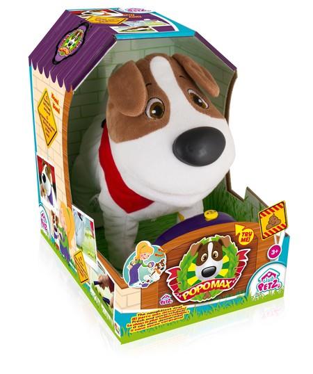 La mascota que hace de vientre Caca Max de Club petz está rebajada a 38,69€ en Amazon con envío gratis