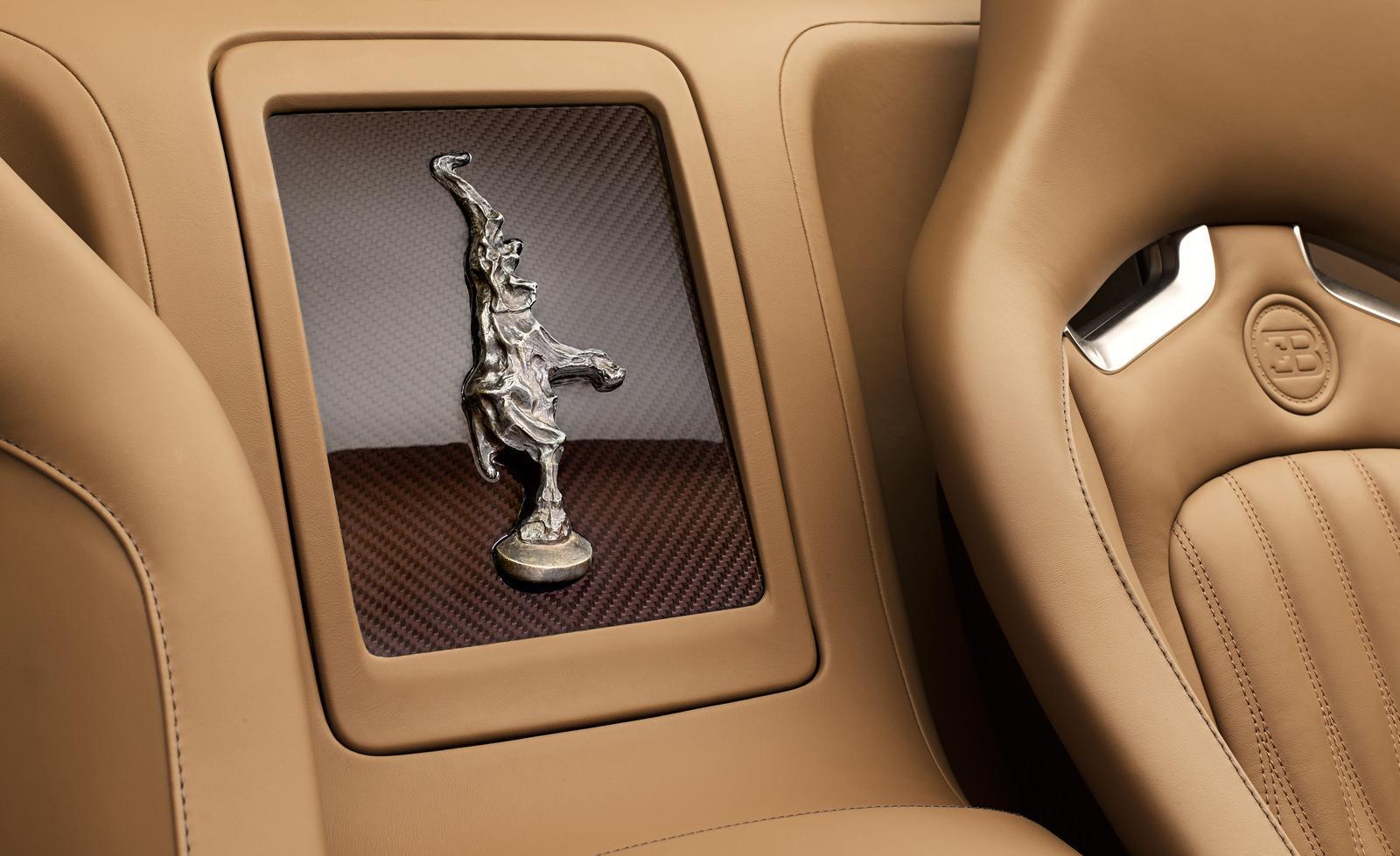 """Foto de Bugatti Veyron """"Rembrandt Bugatti"""" Legend Edition (15/16)"""