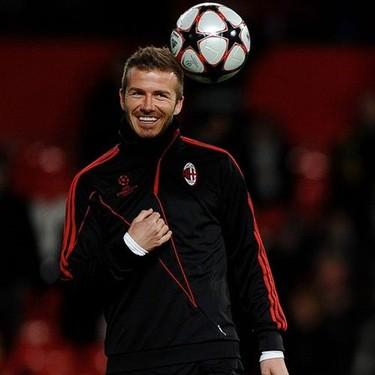 David Beckham sigue siendo el futbolista que más pasta gana