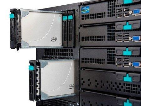 Discos SSD para servidores y SAN