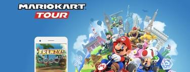 Mario Kart Tour tiene su propio servicio de suscripción: el pase dorado es más caro que Apple Arcade y Google Play Pass