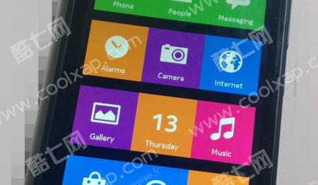 Nokia X en imágenes reales