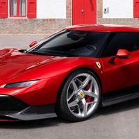 El nuevo ultra exclusivo Ferrari SP38 toma inspiración de deportivos italianos de los 70
