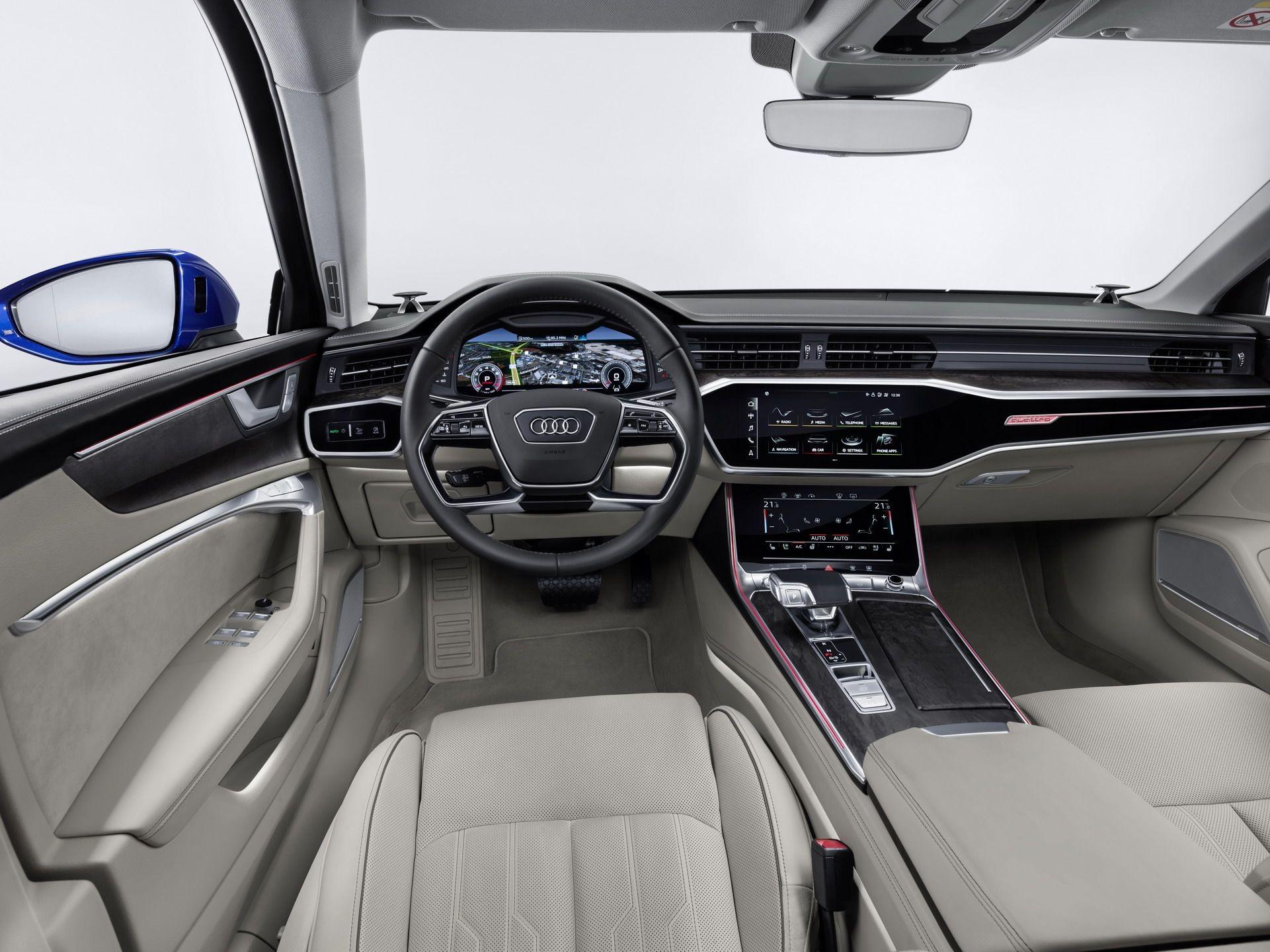 Foto de Audi A6 Avant (19/21)