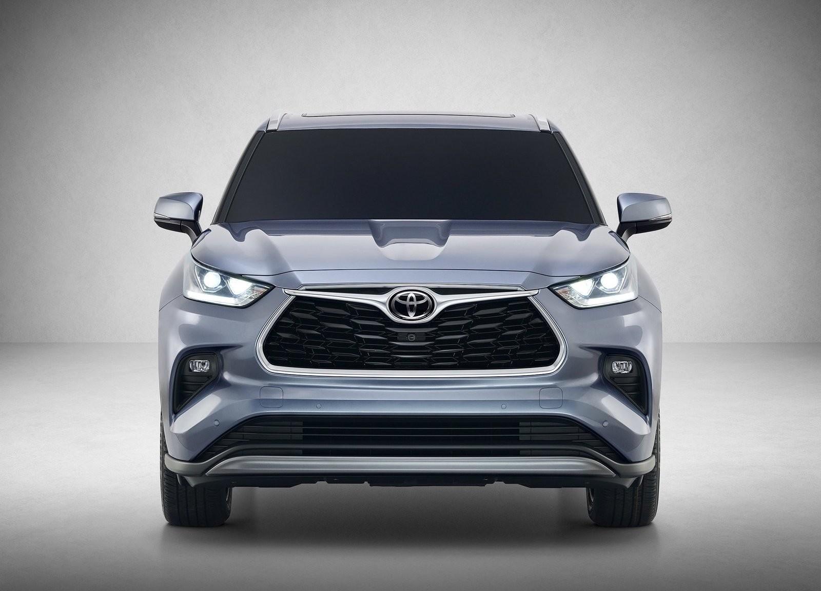 Foto de Toyota Highlander 2020 (6/13)