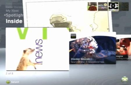 El dashboard de Xbox 360 se llena de publicidad