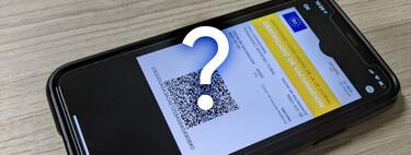Cómo comprobar que tu Certificado COVID funciona bien con una aplicación