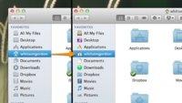 Devolviendo el color al Finder de OS X Lion