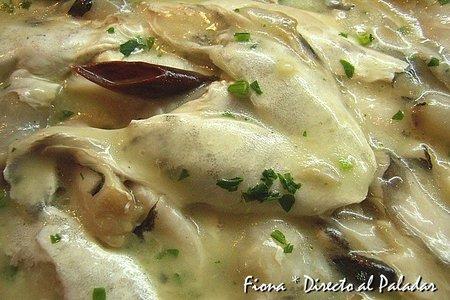 Receta de kokotxas de merluza en salsa verde