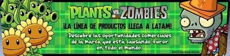 Tycoon representará a Plants vs. Zombies en América Latina