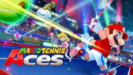 Mario Tennis Aces, todo lo que sabemos hasta ahora del exclusivo de Nintendo Switch