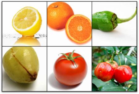Adivina adivinanza, ¿qué alimento tiene más vitamina C?