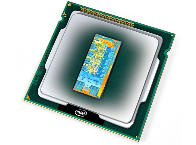 Intel Ivy Bridge mobile chip