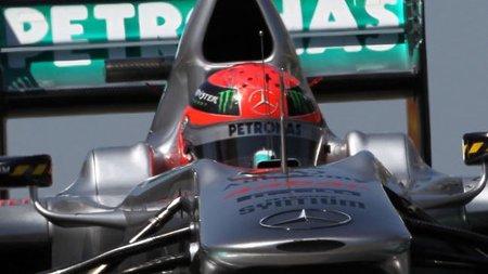 Ross Brawn: Michael Schumacher volverá a ser rápido