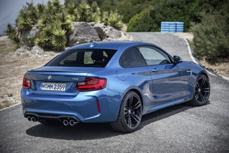 2017 Bmw M2 Coupe 3