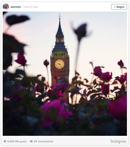Las cuentas de Instagram más british y londinenses. Una guía visual perfecta para inspirarte