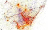 Locals and Tourists, el mapa para saber qué lugar fotografían unos y otros