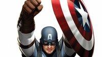 Así es el Capitán América (y un vistazo completo a Thor)