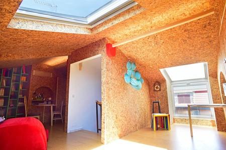 Antes y después: abriendo a la luz natural el ático de la arquitecta de interiores Silka Barrio