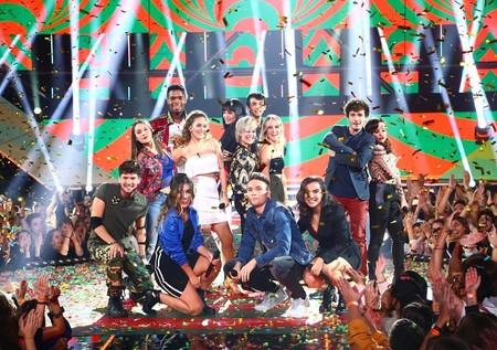 La quinta gala nos trae los looks más rockeros de Operación Triunfo 2018