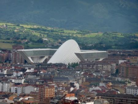 Oviedo Palacio De Congresos