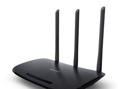 Oferta Flash en Amazon: Router TP-Link TL-WR940N por 21,99 euros