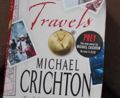 Travels de Michael Crichton
