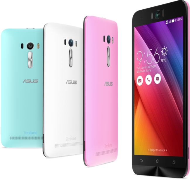 ASUS Zenfone Selfie: 13 megapíxeles para tus autofotos de más resolución