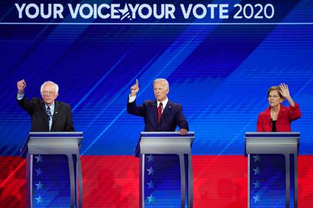 Defina gerontocracia: todos los candidatos a la presidencia de Estados Unidos tienen más de 70 años