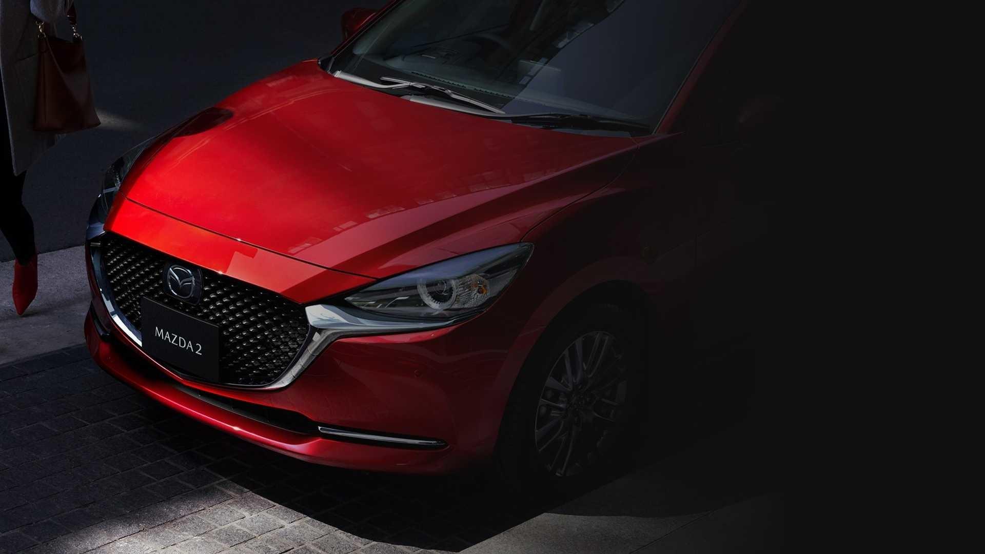 Foto de Mazda 2 2020 (11/31)