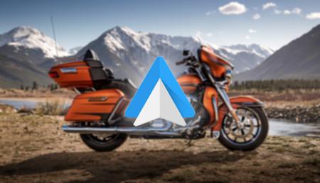 Android Auto se sube a las Harley Davidson: el sistema llegará a sus Boom! Box GTS en 2021