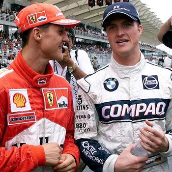 """El Schumacher """"bueno"""", y el Schumacher """"malo"""""""