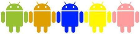 Google ataca a la fragmentación, fragmentando las aplicaciones