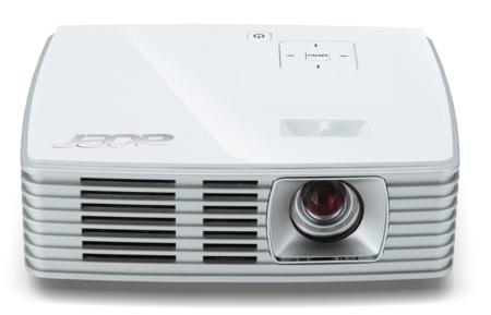 Acer K130, nuevo proyector pequeño pero completo